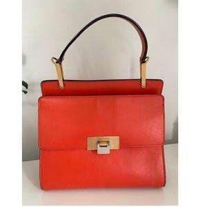 Balenciaga Le Dix leather bag